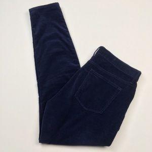 GAP LEGGING JEAN Corduroy Mid Rise Pants Sz 31